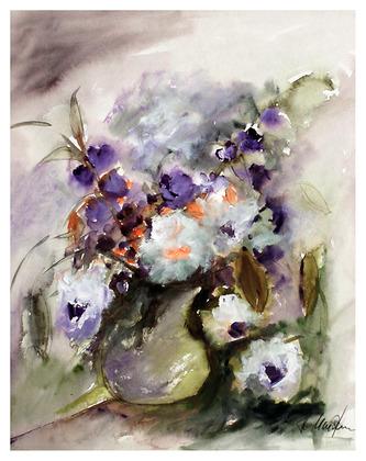 Helmut Moeken Blumen I