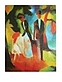 Macke august leute am blauen see 40728 medium