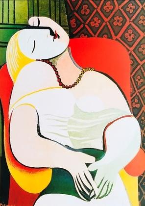 Pablo Picasso Der Traum