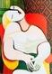 Picasso pablo der traum medium
