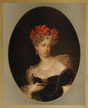 Lequeutre Franzoesische Prinzessin
