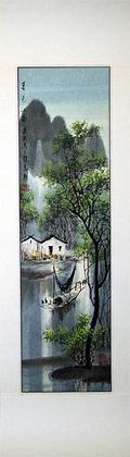 Jian Liang Gu China Jahreszeiten Sommer
