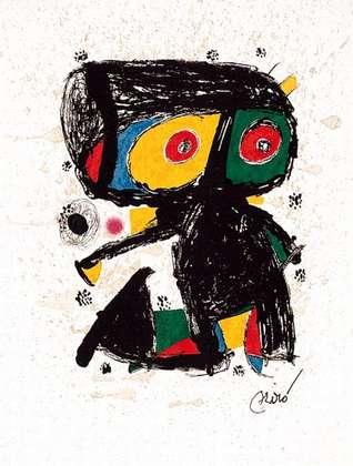 Joan Miro Jubilaeum 1979-1980