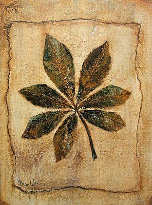 Rian Withaar 4er Set 'Autumn Impression I + II' + 'Spring Impression I + II'