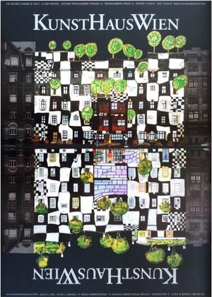 Friedensreich Hundertwasser KunstHausWien
