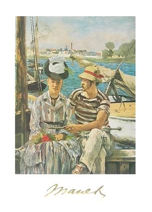 Edouard Manet Argenteuil, 1874
