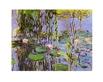 Claude Monet Nympheas (Ausschnitt)