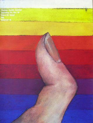 Lucas Samaras Galerie der Spiegel 1968