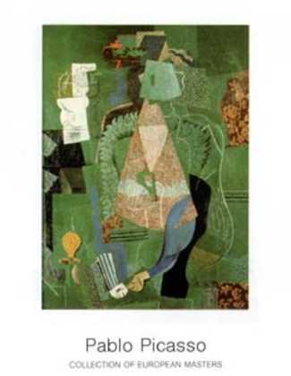 Pablo Picasso Portrait de jeune fille