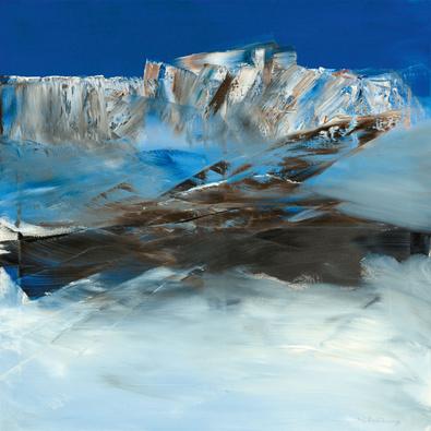 Conny Rosskamp Eislandschaft I