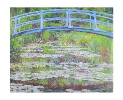 Claude Monet Le Bassin Aux Nympheas
