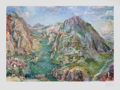 Oskar Kokoschka Delphi