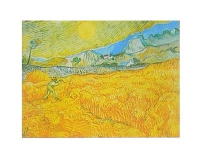 Vincent van Gogh Die Ernte