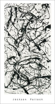 Jackson Pollock Number II A, 1948