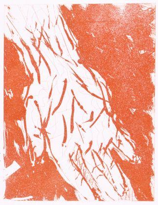 Georg Baselitz Hand