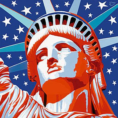 Vladimir Gorsky Statue of Liberty