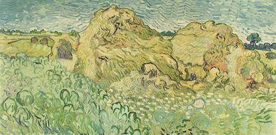 Vincent van Gogh Die Heuschober