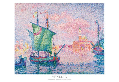 Paul Signac Ankerplatz