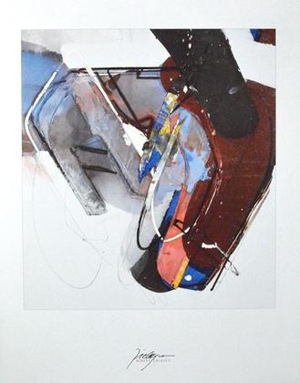Robert Zielasco Abstract