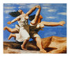 Picasso pablo two women running on the beach klein medium