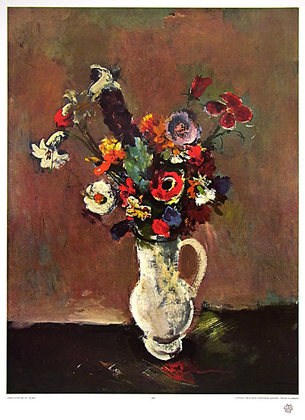 Joseph Kutter Blumen