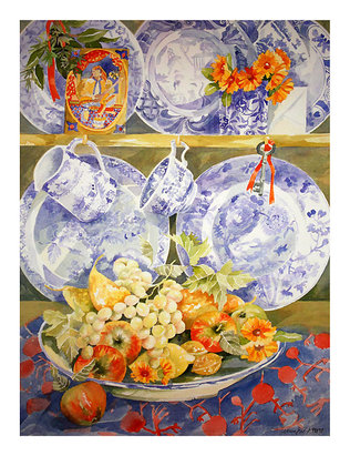 Jennifer Abbott Country Kitchen