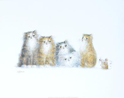 Judy Rossom Kittens || (Katzen)