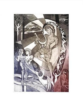 Alfred Gockel Griechische Mythologie Apollon