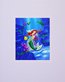 Disney walt the little mermaid ariel dreams under the sea medium