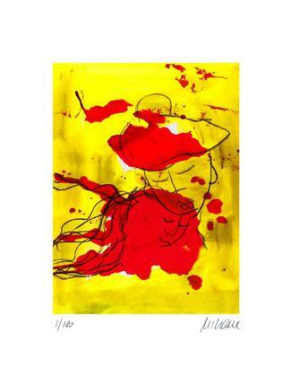 Armin Mueller Stahl Liebende (nach Marc Chagall)