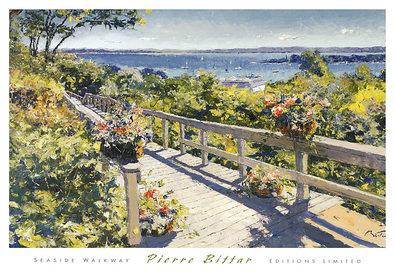 Pierre Bittar Seaside Walkway
