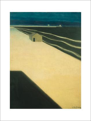Leon Spilliaert La digue, 1909