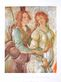 Botticelli sandro venus bietet geschenke medium