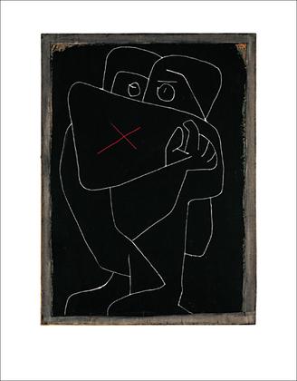 Paul Klee Das Wert-paket, 1939