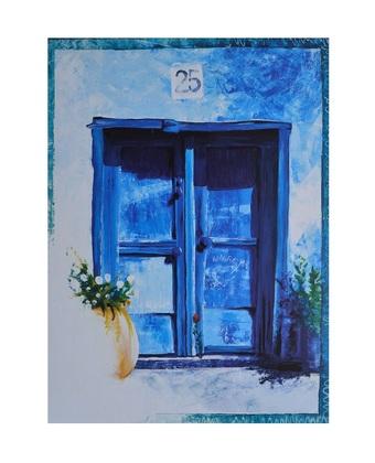 Hoffmann Blaues Fenster