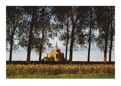 Werner W. Richner Mont-Saint-Michel