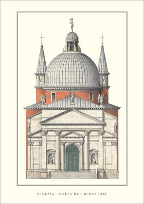 Andrea Palladio Venedig, Chiesa del Redentore