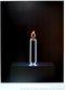 Gavin Turk Neon Kerze