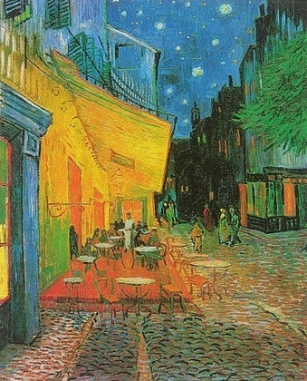 Vincent van Gogh Cafe at Night