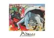 Picasso pablo der stierkampf medium
