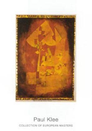 Paul Klee Der Mann unter dem Birnbaum