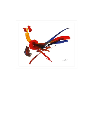 Wilhelm Gorre Red Rooster
