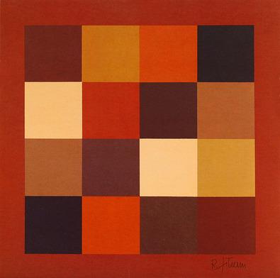 Robert Eikam 2er Set 'Squares I + II' (klein)