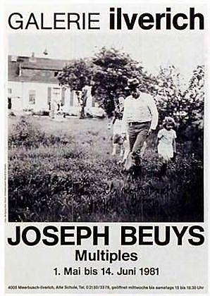 Joseph Beuys PL Multiples 1981 Ilverich