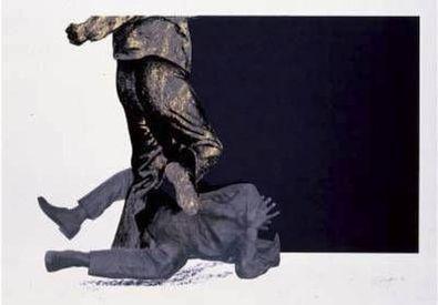 Rafael Canogar Ohne Titel (1971)
