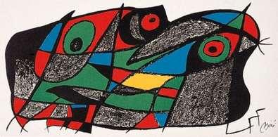 Joan Miro Escultor Schweden steinsig.