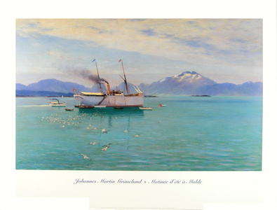 Johannes Martin Grimelund Matinee d ete a Molde