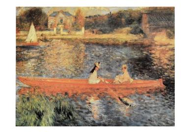 Pierre-Auguste Renoir Seine bei Asnieres