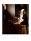 Johannes Vermeer Woman holding a balance (Die Goldwaegerin), 1664