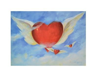 H. G. Clemens Flying Heart